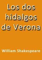 los dos hidalgos de verona (ebook)-j. borja-william shakespeare-cdlap00000081