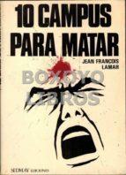 10 Campus para matar Descargar un libro electrónico en espanol