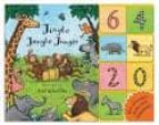 jingle jangle jungle (with 28 fantastic, double sided dominoes!) axel scheffler 9780230743991