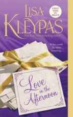 love in the afternoon-lisa kleypas-9780312605391
