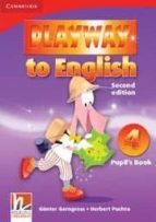playway to english (2nd ed.): pupil s book (nivel 4)-herbert puchta-9780521131391