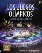Los juegos olimpicos libro pegatinas por Susan Meredith
