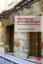 los crímenes de la calle morgue/the murders in the rue morgue (ebook)-edgar allan poe-9781502854391