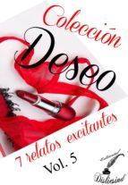 colección deseo - vol. 5 (ebook)-javier almenar pulido-9781505753691
