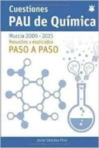 Cuestiones pau quimica EPUB DJVU 978-1519309891