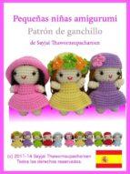 pequeñas niñas amigurumi, patrón de ganchillo (ebook)-9781910407691
