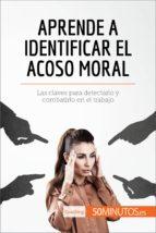 aprende a identificar el acoso moral (ebook)-9782808003391