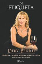 de etiqueta (ebook)-déby beard-9786070707391