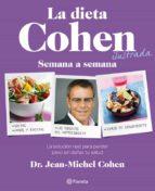 la dieta cohen ilustrada-jean-michel cohen-9788408003991