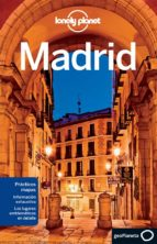 madrid 5ª ed.(lonely planet 2013 ) 9788408118091