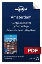 ámsterdam 7_2. centro medieval y barrio rojo (ebook)-catherine le nevez-abigail blasi-9788408202691