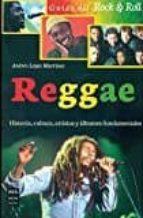 reggae andres lopez martinez 9788415256991