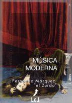música moderna (ebook)-fernando marquez-9788415414391