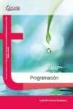 programacion-isabel m jimenez cumbreras-9788415452591