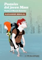 postales del joven moss (ebook)-alexander benalal-9788415958291