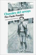 chavales del arroyo (nueva edicion)-pier paolo pasolini-9788416112791