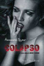 colapso: mirame y dispara 3-alessandra neymar-9788416281091