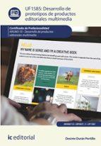 (i.b.d.) desarrollo de prototipos de productos editoriales multim edia. argn0110  desarrollo de productos editoriales multimedia 9788416351091