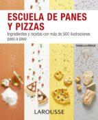 escuela de panes y pizzas 9788416368891