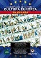 comentario de textos de cultura europea en españa 9788416466191