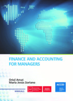 finance and accounting for managers oriol amat i salas 9788416583591
