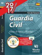 Descarga del libro Rapidshare Guardia civil 2017: test del temario