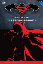 batman y superman 32: batman: victoria oscura (parte 1) jeph loeb tim sale 9788417063191
