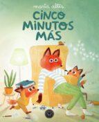 CINCO MINUTOS MÁS - 9788417552091 - MARTA ALTES