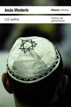 los judios: historia del pensamiento-jesus mosterin-9788420697291