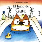 el baño de gato-satoshi kitamura-9788420789491