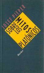 sobre los mitos platonicos josef pieper 9788425413391