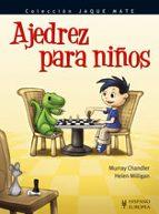 ajedrez para niños murray chandler helen milligan 9788425517891