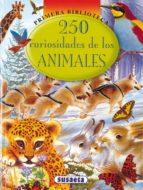 250 curiosidades de los animales 9788430542291