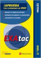 exatac. 2 eso. ingles-9788431615291