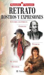 retrato: rostros y expresiones-9788434217591