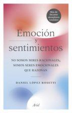 emoción y sentimientos (ebook)-daniel lopez rosetti-9788434427891