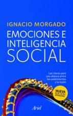 emociones e inteligencia social-ignacio morgado-9788434468191