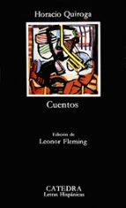 cuentos horacio quiroga 9788437609591