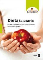 dietas a la carta-ana maria lajusticia-9788441431591