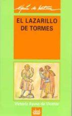 el lazarillo de tormes-victoria ayoso de vicente-9788446001591