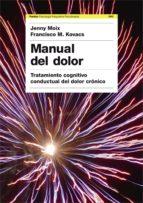 manual del dolor (ebook) francisco kovacs jenny moix 9788449325991