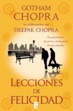 lecciones de felicidad (ebook)-gotham chopra-9788466648691
