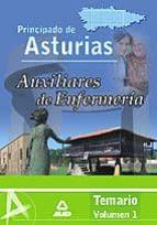 auxiliar de enfermeria del era (establecimientos residenciales pa ra ancianos de asturias) temario vol. i.-9788467631791