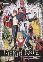 death note 6 (de 12)-tsugumi ohba-takeshi obata-9788467917291