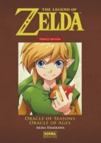 the legend of zelda perfect edition: oracle of seasons  y oracle of ages-akira himekawa-9788467926491