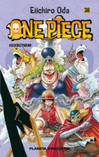 one piece nº 38-eiichiro oda-9788468471891