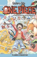 one piece nº 62-eiichiro oda-9788468476391