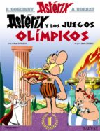 asterix y los juegos olimpicos rene goscinny 9788469602591