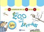 el zoo de las letras (maletin 32 cuentos de la a a la z)-beatriz doumerc-9788469624791