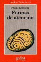 formas de atencion-frank kermode-9788474323191